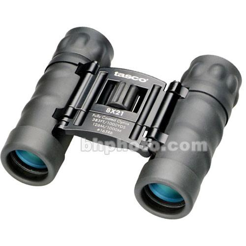 Tasco  8x21 Essentials Binocular 165RBD
