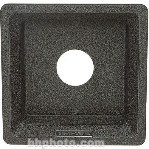 Toyo-View Recessed 158 x 158mm Lensboard for #1 Shutters 180-619