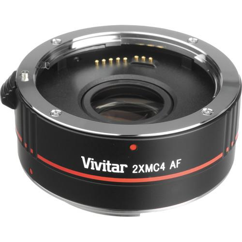 Vivitar Series 1 Teleconverter For Canon VIV-2X4-C