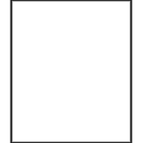Westcott 10x12' Sheet Muslin Background - White 5717