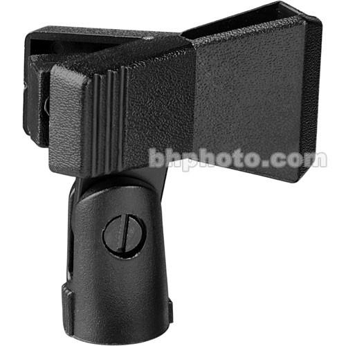 WindTech Universal Spring Type Microphone Clip (Black) SMC-7