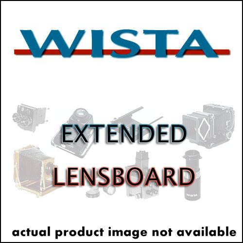 Wista Extended Lensboard for #0 Sized Shutters 214521