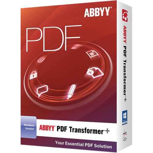 ABBYY  PDF Transformer  (Download) PDFTFW4XE