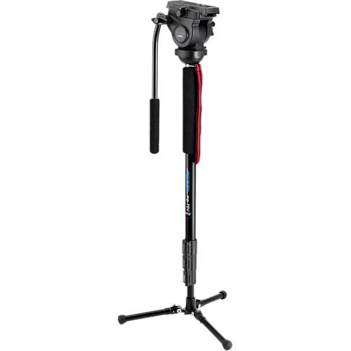 Acebil MP-70V Video Monopod with DV Head & Floor Stand