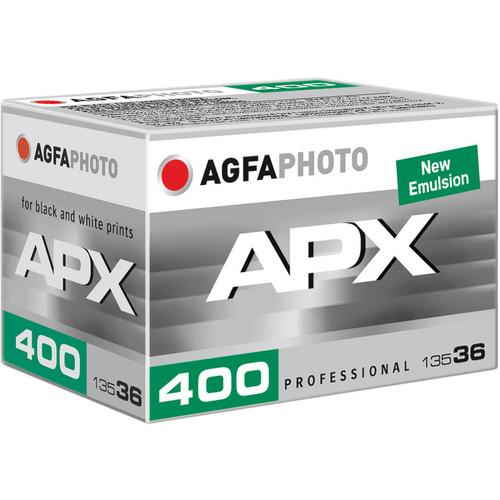 AgfaPhoto APX 400 Professional Black and White Negative AP6A4360