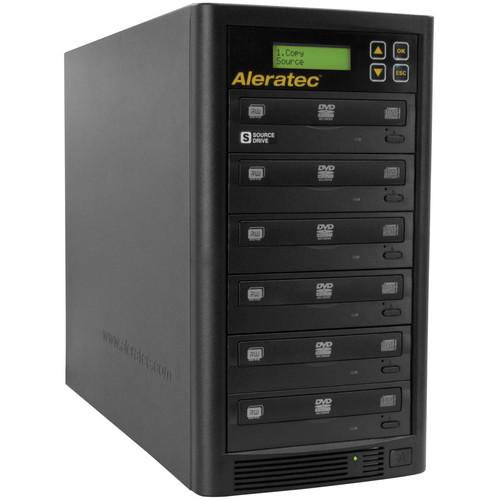 Aleratec 1:5 DVD/CD Copy Tower Stand-Alone Duplicator 260181