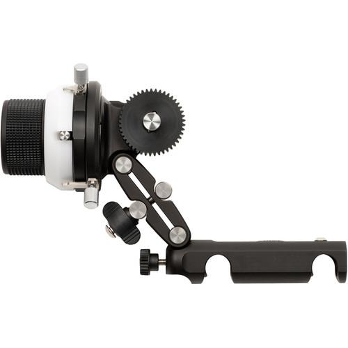 Alphatron ProPull Follow Focus 15mm Double Rod ALP-PP-15-DOUBLE
