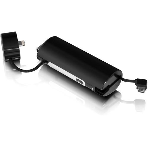 Aluratek 2600 mAh Portable Battery Charger for iPhone 5 APB05F