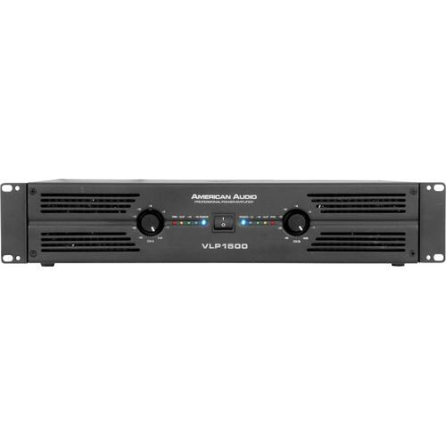 American Audio  VLP 1500 Power Amplifier VLP1500