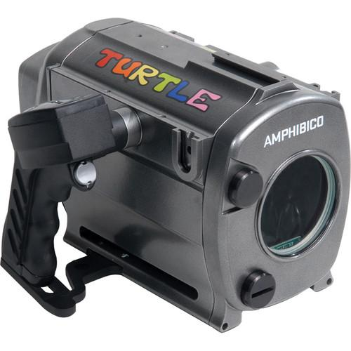 Amphibico Turtle Underwater Video Housing VHTURTLGYXR350