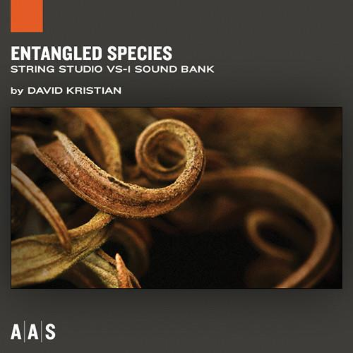 Applied Acoustics Systems Entangled Species Sound Bank AAS-ES