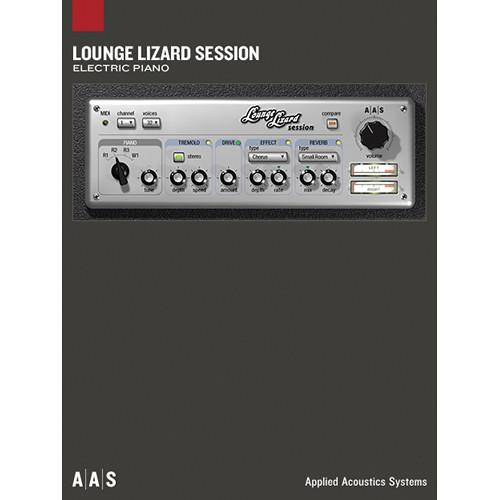 Applied Acoustics Systems Lounge Lizard Session Electric AA-LLSE