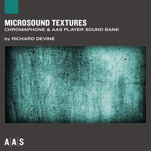 Applied Acoustics Systems Microsound Textures Sound AA-MCSDTX