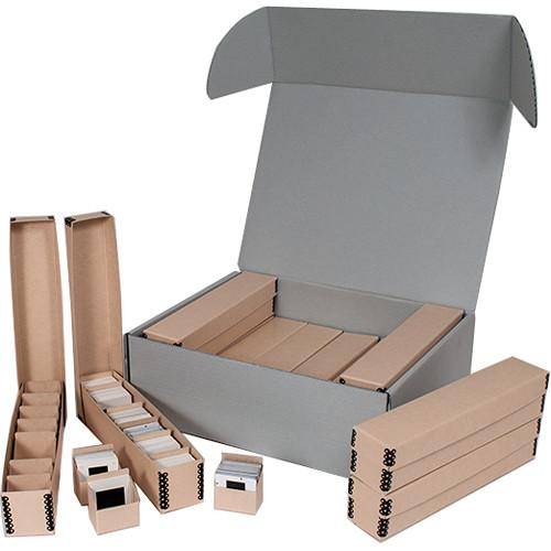 Archival Methods 35mm Slide Storage Kit 2400 07-2400