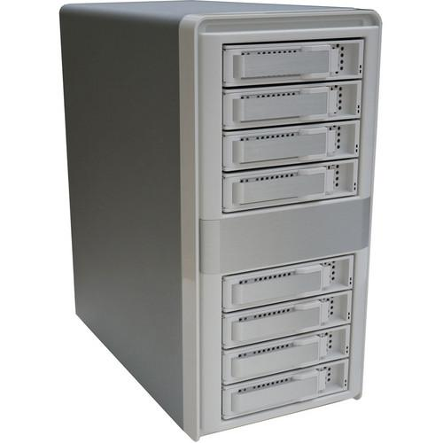 Areca ARC-4036 8-Bay 6 Gbps SAS Tower JBOD Enclosure ARC-4036