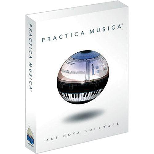 Ars Nova Practica Musica 6 - Music Education Software 631859