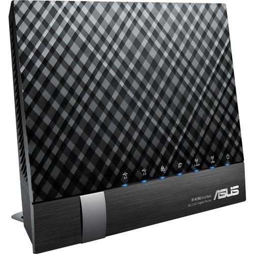 ASUS Dual Band Wireless-AC1200 Gigabit Router RT-AC56U