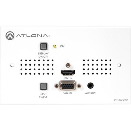 Atlona AT-HDVS-TX-WP HDMI and VGA/Audio to HDBaseT AT-HDVS-TX-WP