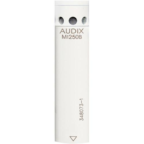 Audix M1250BWO Miniaturized Condenser Microphone M1250BWO