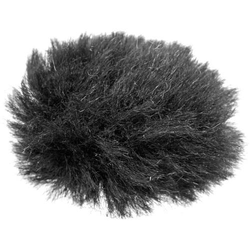 Auray Fuzzy Windbuster for Lavalier Microphones (Black) WLW