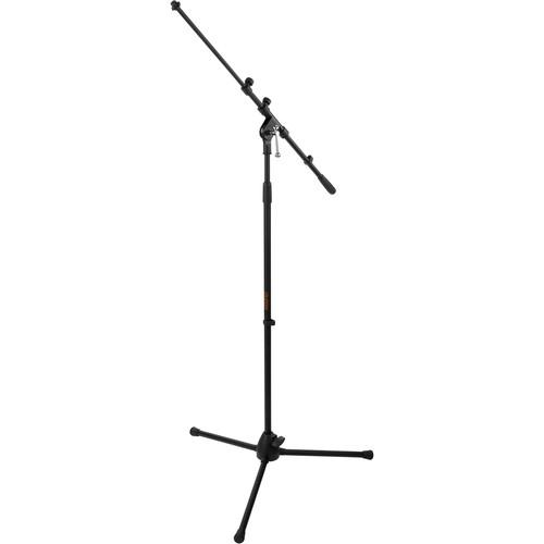 Auray MS-5230T Tripod Microphone Stand with Telescoping MS-5230T