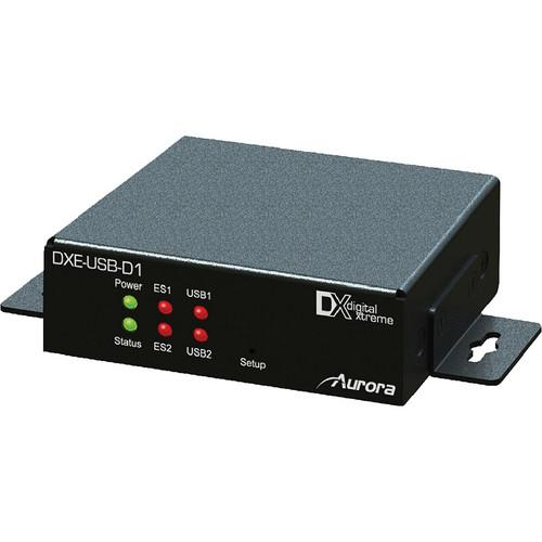 Aurora Multimedia DXE-USB-D1 Device Accessory Side DXE-USB-D2