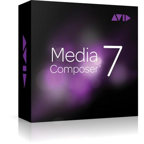 Avid Media Composer 7 with Interplay & Mojo DX 9935-65549-00