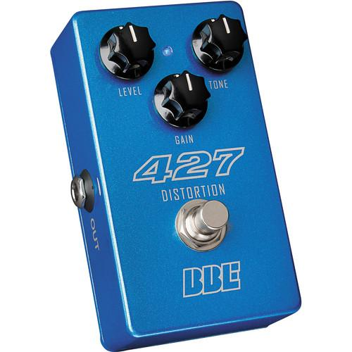 BBE Sound  427 Distortion Pedal 427
