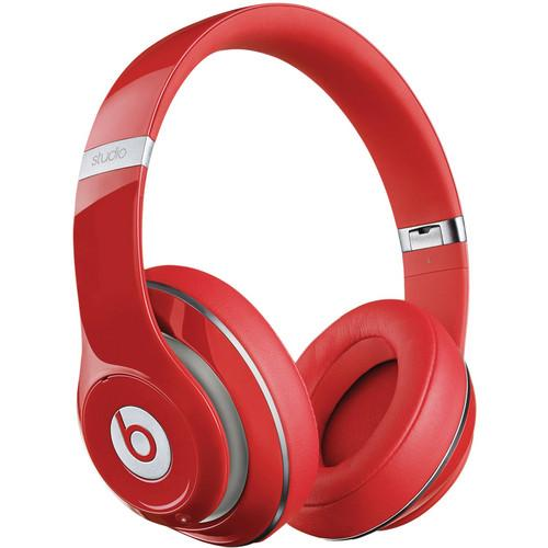 Beats by Dr. Dre Studio 2.0 Over-Ear Wired Headphones MH7V2AM/A