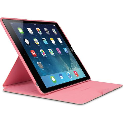 Belkin FormFit Cover for iPad Air (Pink Stripe) F7N066B1C00