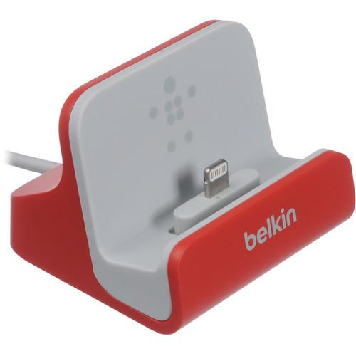 Belkin  Mixit ChargeSync Dock (Red) F8J045BTRED