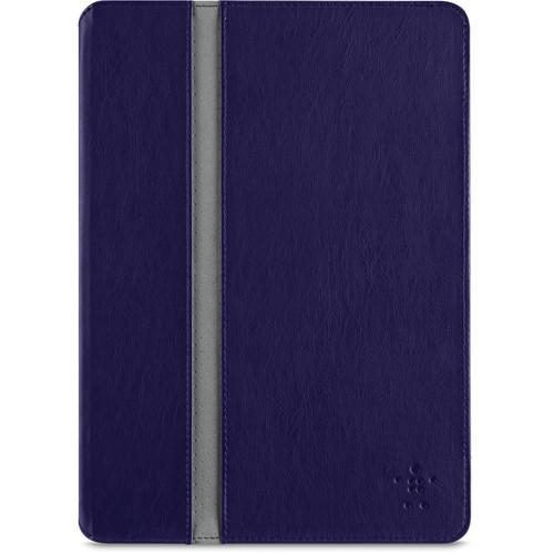 Belkin Shield Fit Cover for iPad Air (Ink) F7N101B1C02