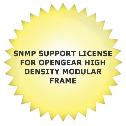 Blackmagic Design SNMP Support License for openGear SNMP-OG3