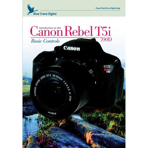 Blue Crane Digital DVD: Introduction to the Canon EOS BC154