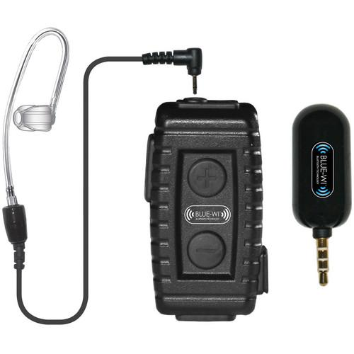 BLUE-WI Nighthawk Mobile Bluetooth Lapel Mic BW-NT5000 (CF)