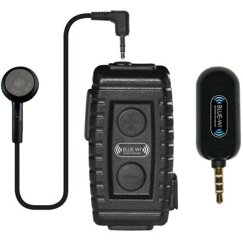 BLUE-WI Nighthawk Sport Bluetooth Lapel Mic BW-NT5000 C