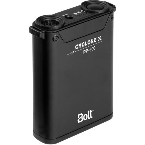 Bolt Cyclone X PP-600 Compact Power Pack for Portable PP-600