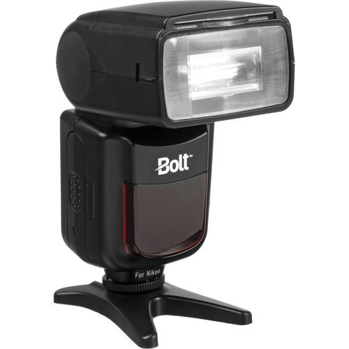 Bolt VX-710N TTL Flash for Nikon Kit with Battery VX-710N-K2