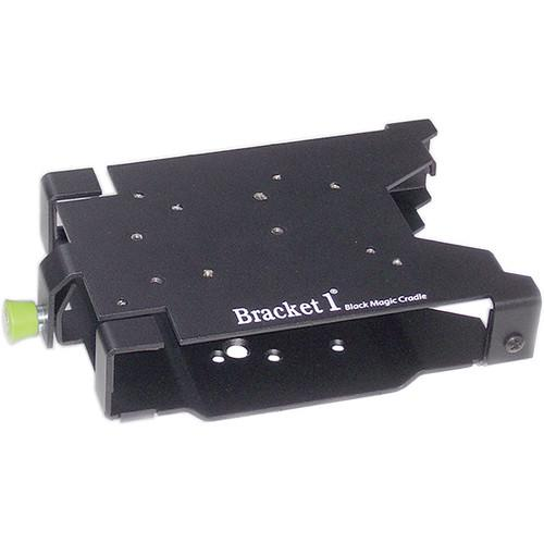 Bracket 1 Cradle Mount for Blackmagic HyperDeck Shuttle VISLBMSC