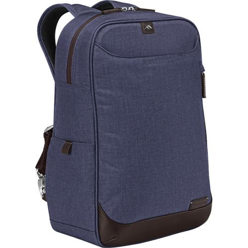 Brenthaven Collins Convertible Backpack (Indigo Chambray) 1919