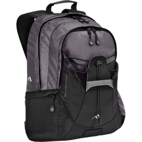 Brenthaven  Pacific Backpack (Black/Gray) 2194
