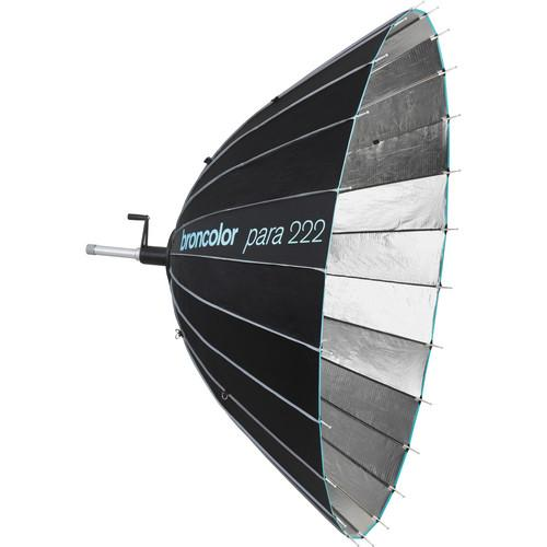 Broncolor Para 222 Reflector with Kobold Light Mount B-33.552.01