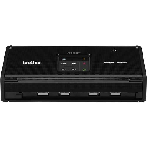 Brother ADS-1000w Wireless Document Scanner ADS-1000W
