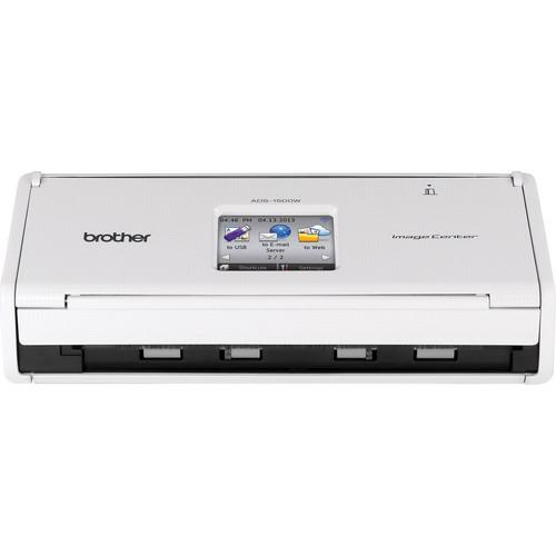 Brother ADS-1500w Wireless Document Scanner ADS-1500W