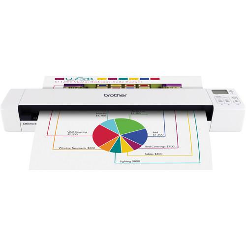 Brother DS-820W Wireless Mobile Document Scanner DS-820W