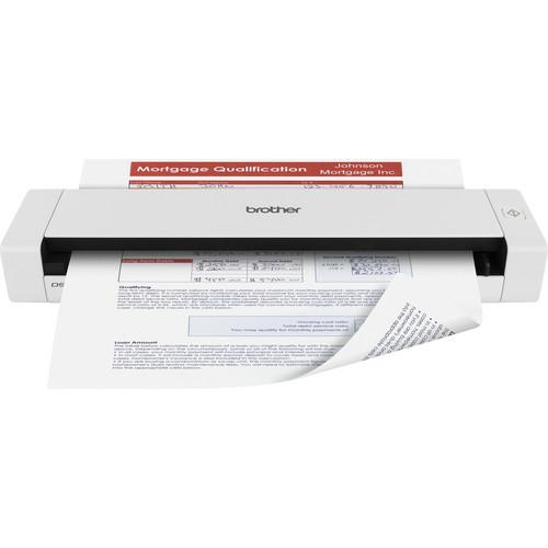 Brother DSmobile 720D Mobile Duplex Document Scanner DS-720D