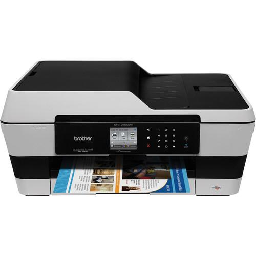 Brother MFC-J6520DW Wireless Color All-in-One Inkjet MFC-J6520DW
