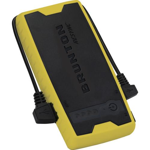Brunton Resync 9000 Battery Pack with Vibram Sole F-RESYNC-VYL