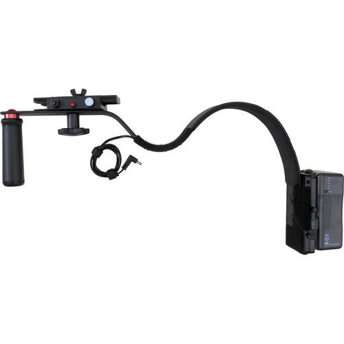 CameraRibbon Shoulder Rig Camera Support QR IDX BMCC
