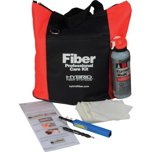 Camplex Fiber Optic Cleaning Kit for LEMO Type FIBERCLEAN-1